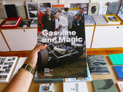 Hilar Stadler - Gasoline and Magic