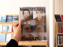 Load image into Gallery viewer, Nik Emch & Laurent Goei - Minimetal 11 Mantras
