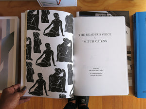Mitch Cairns - The Reader's Voice