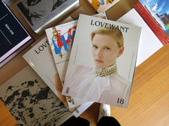 LoveWant Issue 18