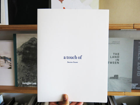 Shauba Chang – a touch of