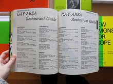 Load image into Gallery viewer, Gay Areas Telephone Directory