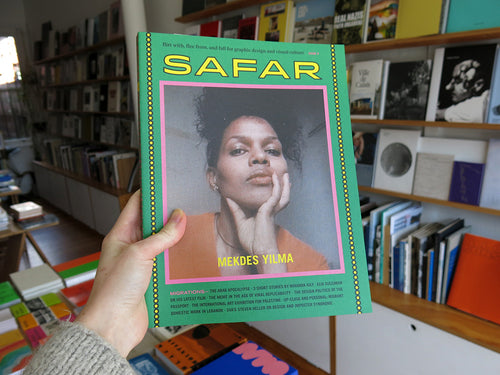 Safar Issue 5: Migrations