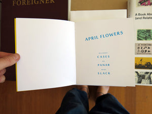 Ricardo Cases, Ed Panar, Mike Slack - April Flowers