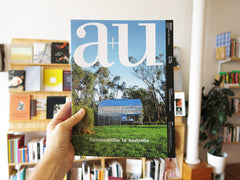 A+U 18:09 576 Sustainability In Australia