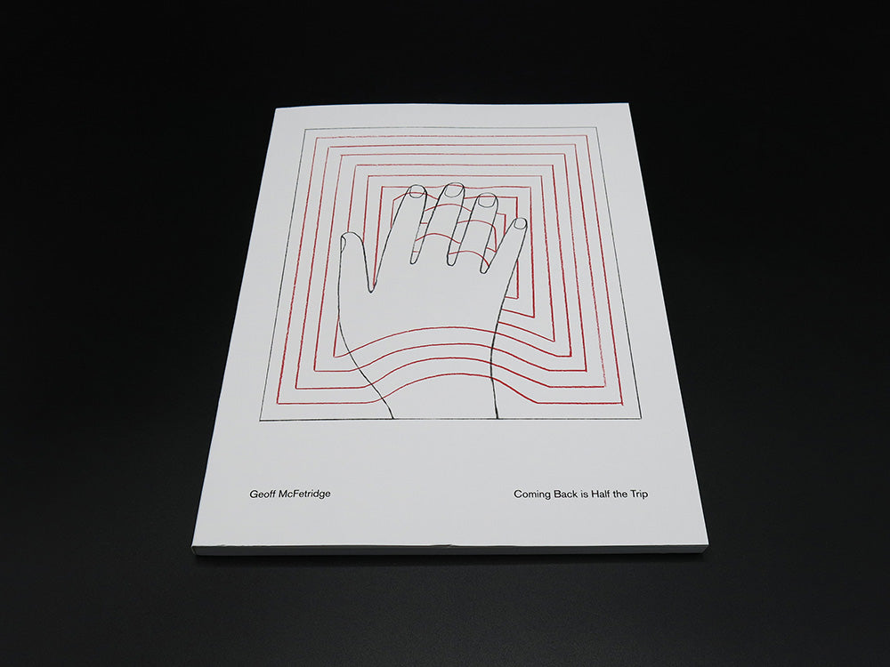Geoff McFetridge – Coming Back is Half the Trip (Rare)