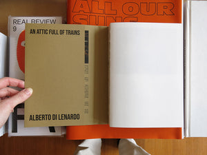 Alberto di Lenardo, Carlotta di Lenardo (ed.) – An Attic Full of Trains
