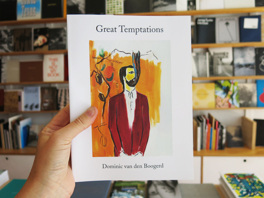 Dominic Van Den Boogerd - Great Temptations