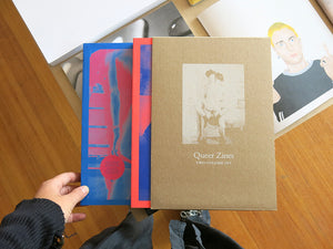 Philip Aarons and AA Bronson (eds) - Queer Zines Box Set, Volumes 1 & 2
