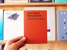 Load image into Gallery viewer, Allan Sekula - Mining Section (Bureau des mines)