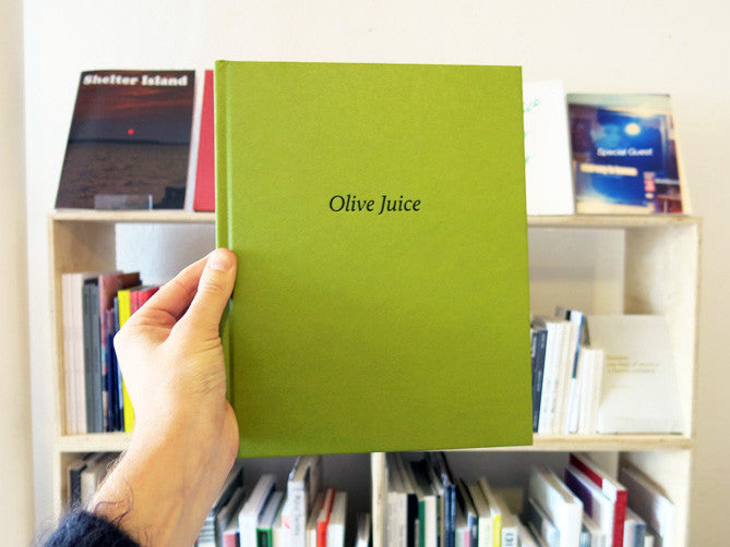 Molly Matalon & Damien Maloney - Olive Juice