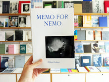 Load image into Gallery viewer, William Firebrace - Memo For Nemo
