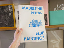 Load image into Gallery viewer, Madeleine Peters – Blue Paintings