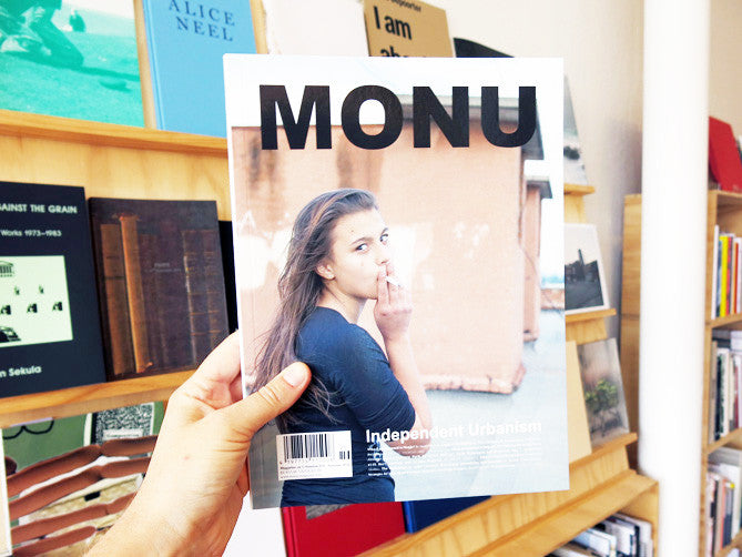Monu 25: Independent Urbanism
