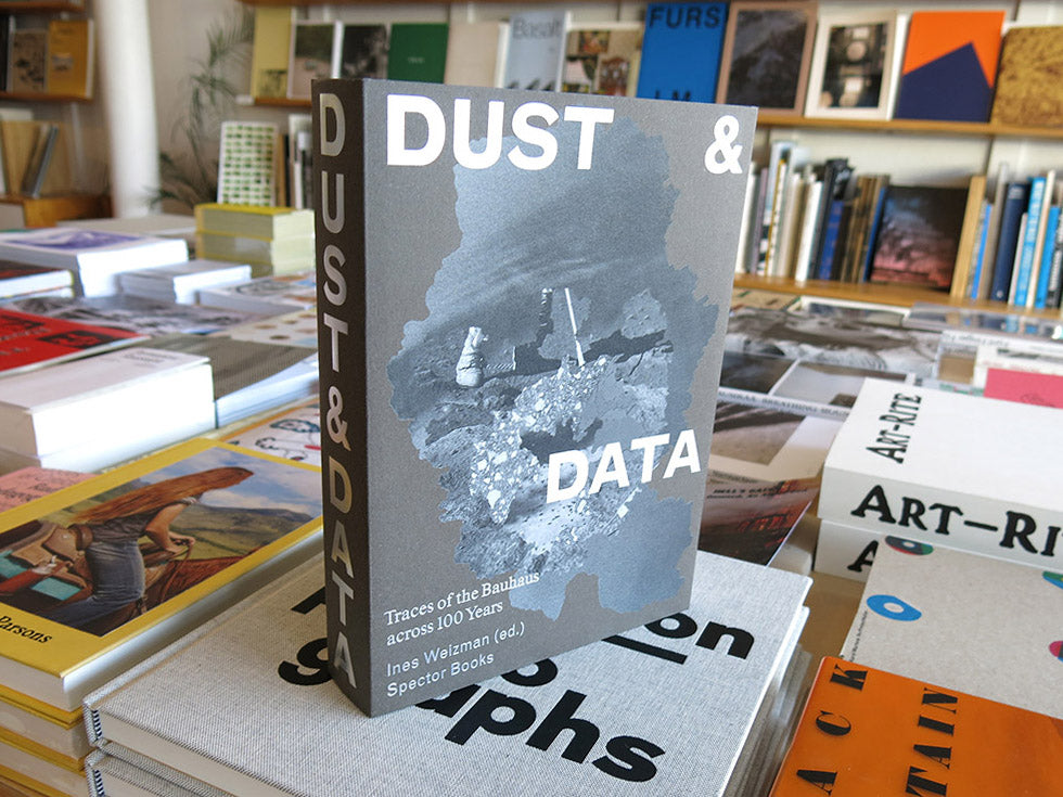 Dust & Data: Traces of the Bauhaus across 100 years
