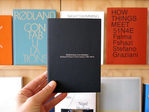 Richard Prince's Publications