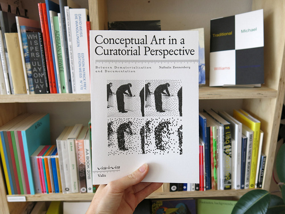 Conceptual Art In A Curatorial Perspective: Between Dematerialization And Documentation
