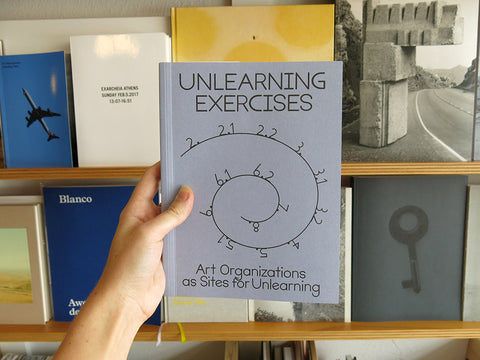 Unlearning Exercises, Art Organizations As Sites For Unlearning