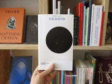 Load image into Gallery viewer, F.R.DAVID Spring 2019: Black Sun