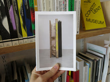 Load image into Gallery viewer, Mark Manders – Composition with Yellow Verticals