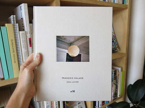 François Halard – Saul Leiter (Second Edition)