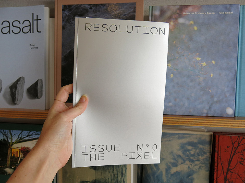 RESOLUTION Issue #0: The Pixel
