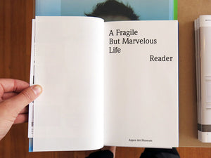 A Fragile But Marvelous Life