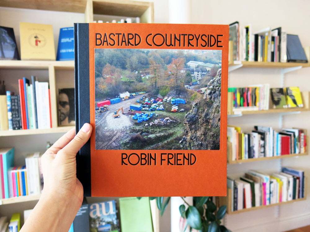Robin Friend – Bastard Countryside