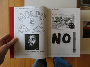 YES YES YES Revolutionary Press in Italy 1966-1977 – from Mondo Beat to Zut