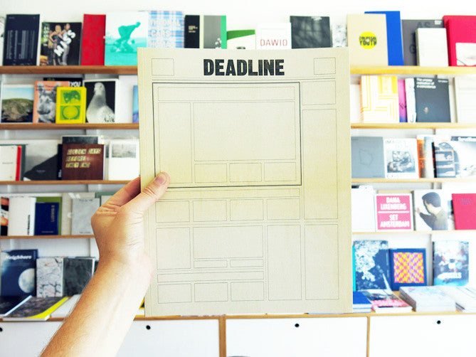 Will Steacy - Deadline