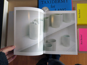 mono.kultur #40 Edmund de Waal: W is for White