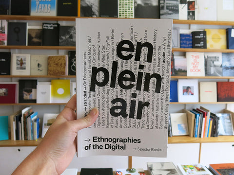 En plein air: Ethnographies of the Digital