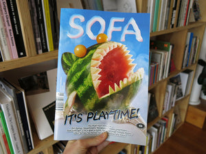 Sofa Issue 04: It's Playtime!