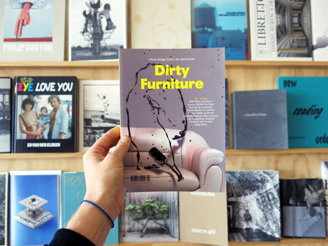 Dirty Furniture Issue 1: Couch