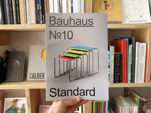 Load image into Gallery viewer, Bauhaus 10: Standard