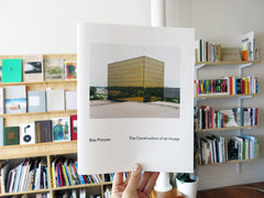 Bas Princen – The Construction of an Image