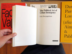 Interrupting The City - Artistic Constitutions Of The Public Sphere