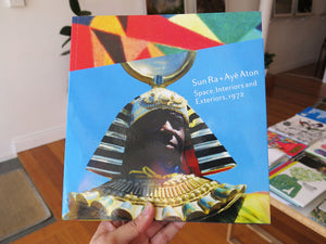 Sun Ra + Aye Aton - Space, Interiors and Exteriors, 1972