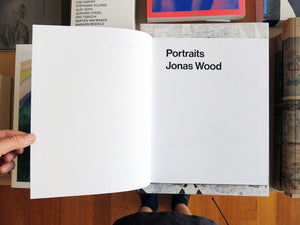 Jonas Wood - Portraits