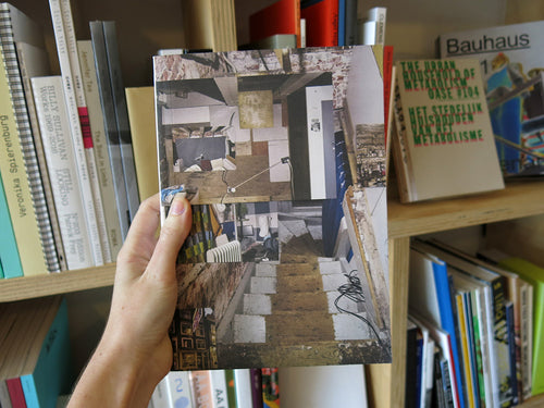 Architecture Of Appropriation: On squatting as spatial practice