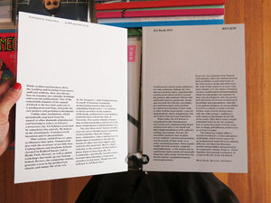 AA Book 2013: Projects Review
