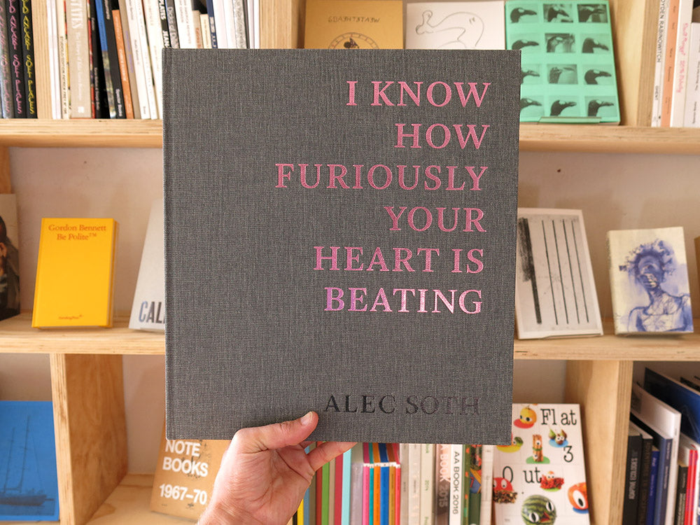 Alec Soth – I Know How Furiously Your Heart is Beating
