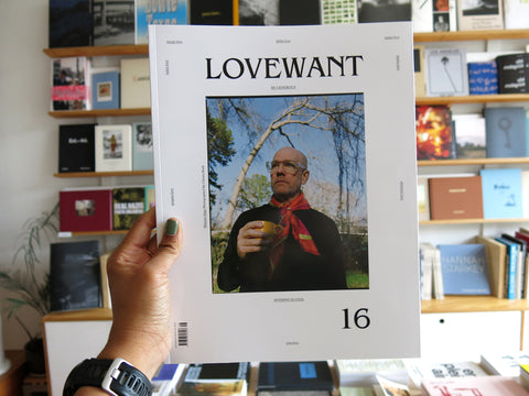LoveWant Issue 16