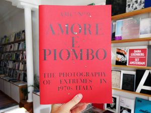 Amc2 journal Issue 9: Amore e Piombo