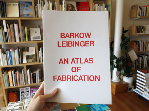 Barkow Leibinger – An Atlas of Fabrication