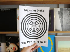 The Photographic II: Signal or Noise