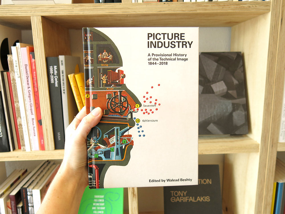 Picture Industry: A Provisional History of the Technical Image 1844-2018