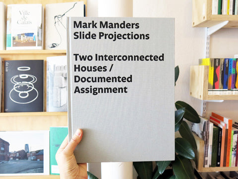 Mark Manders - Slide Projections
