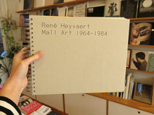 Load image into Gallery viewer, René Heyvaert – Mail Art 1964-1984