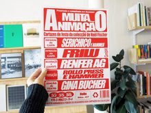 Load image into Gallery viewer, Muita Animacao: Posters From The Noel Fischer Collection